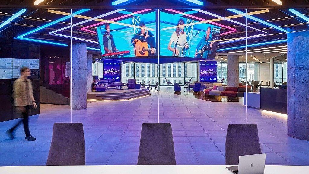 Entercom Headquarters