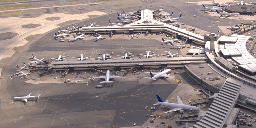 Newark Liberty International Airport Chiller Replacement